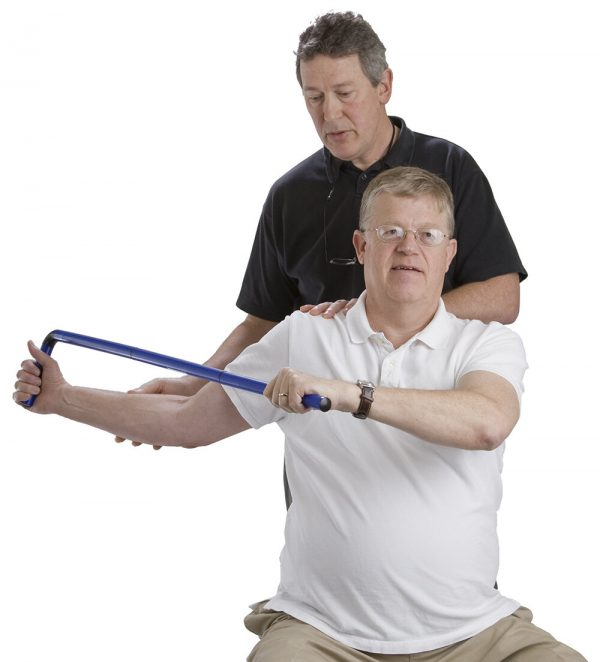 Total at home shoulder therapy with the Shoulder Kit Pro by RangeMaster